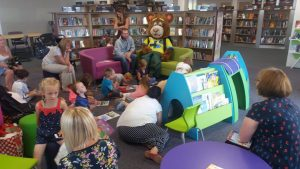 Bicester Library Aug 2016