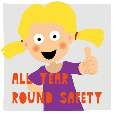 All year round safety