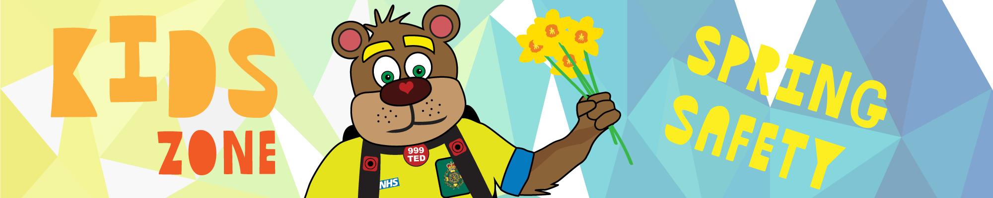 Meet 999 Ted