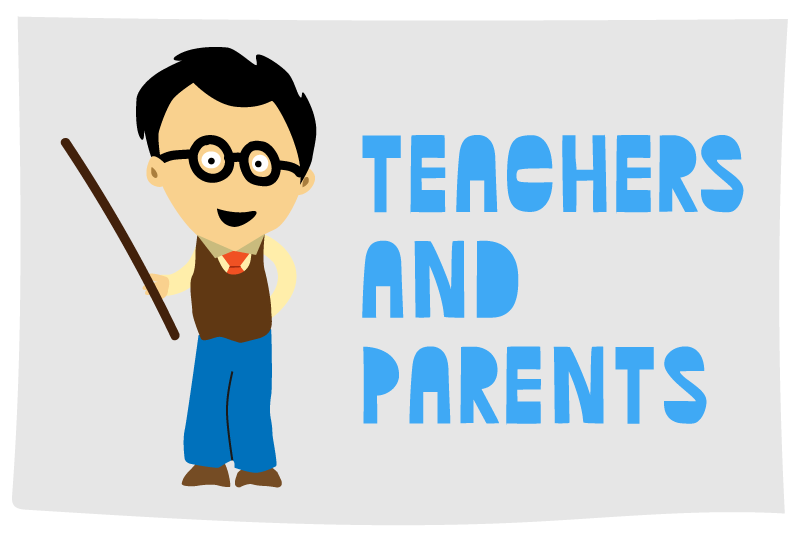 Tips for teachers and parents