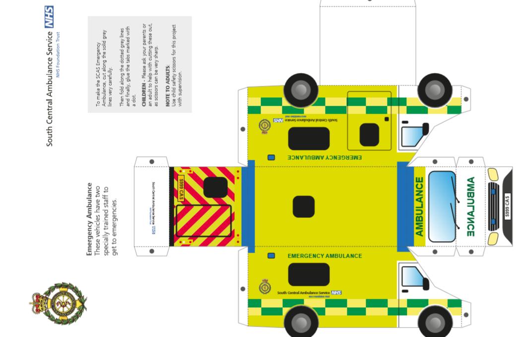 Ambulance Template