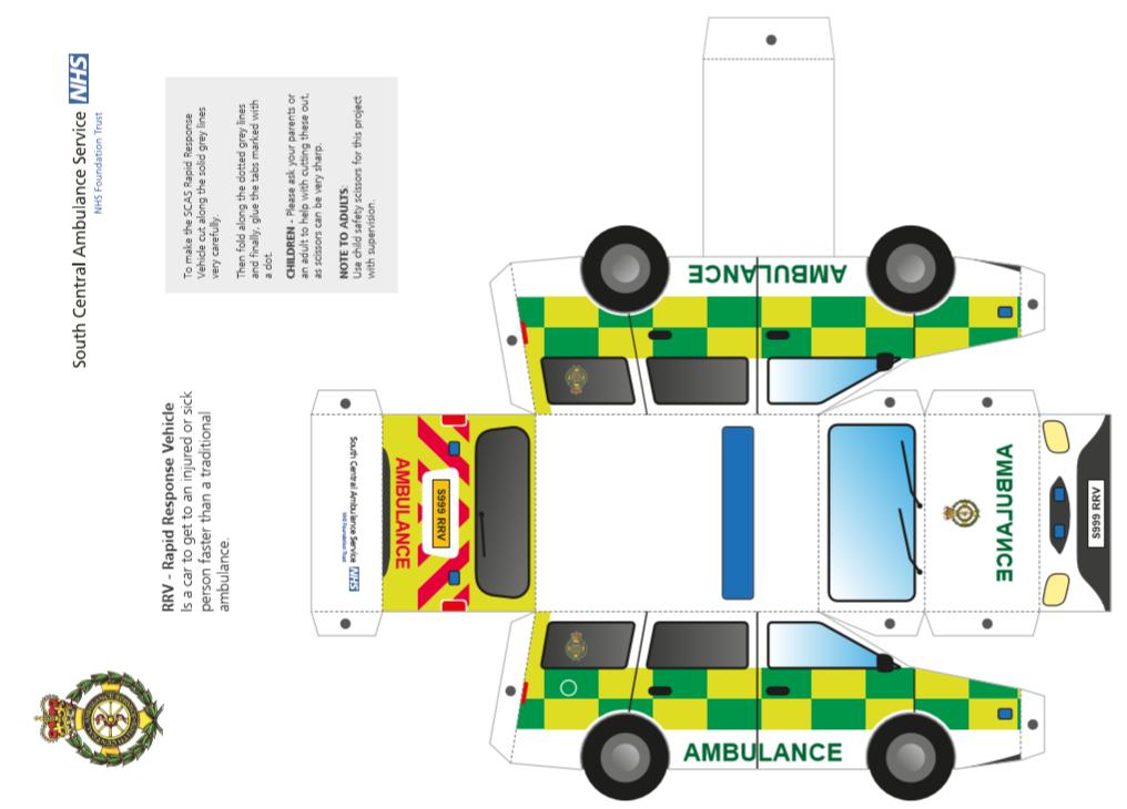 Rapid Response Vehicle Template